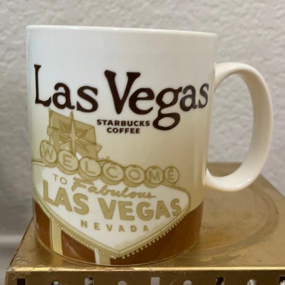 Starbucks Collector Series Mug - Las Vegas 2009